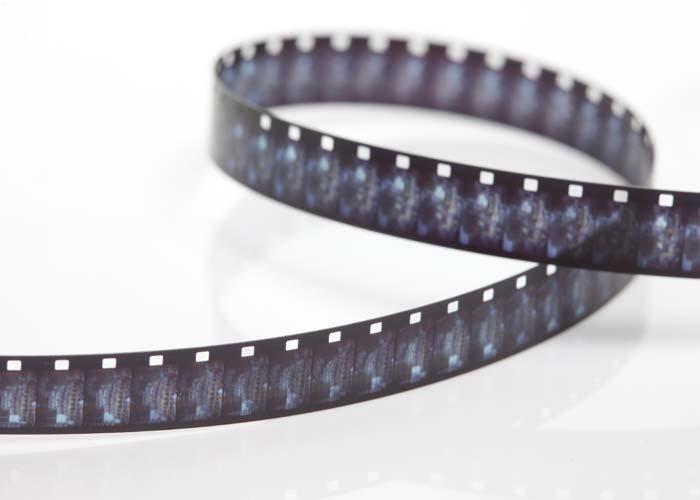 Videoschnitt Filmstreifen