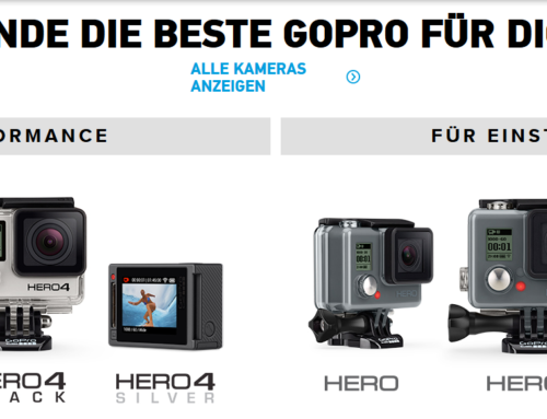 GoPro Actioncam