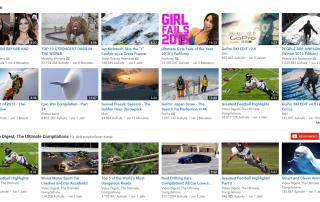 Videoschnitt - Videoplattformen